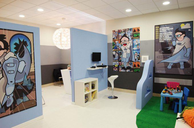 Clinica del Sale area gioco