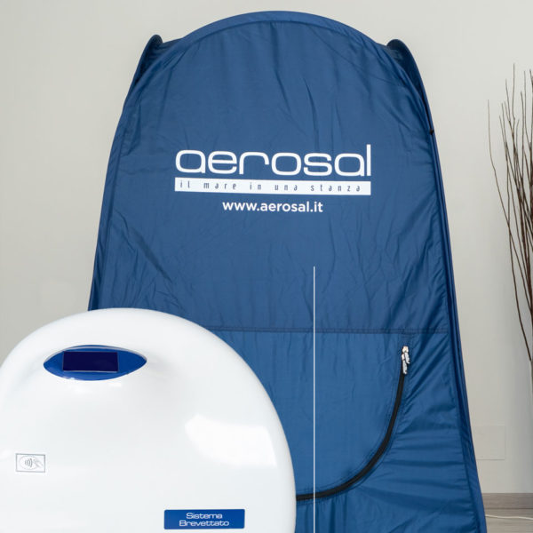 Aerosal Home Dispositivo medico